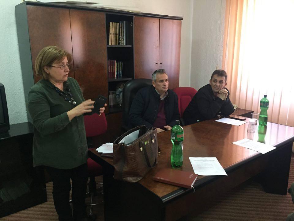 """Јавна Расправа за Реконструкција на улици во село Мешеишта"""" и """"Подобрување на капацитетите на ЈКП Дeбрца"""""""