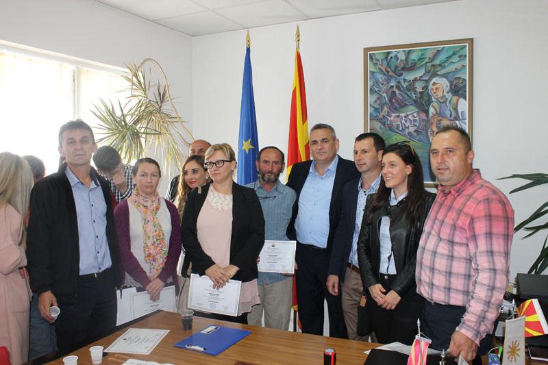 Зоран Ногачески е новиот градоначалник на Општина Дебрца