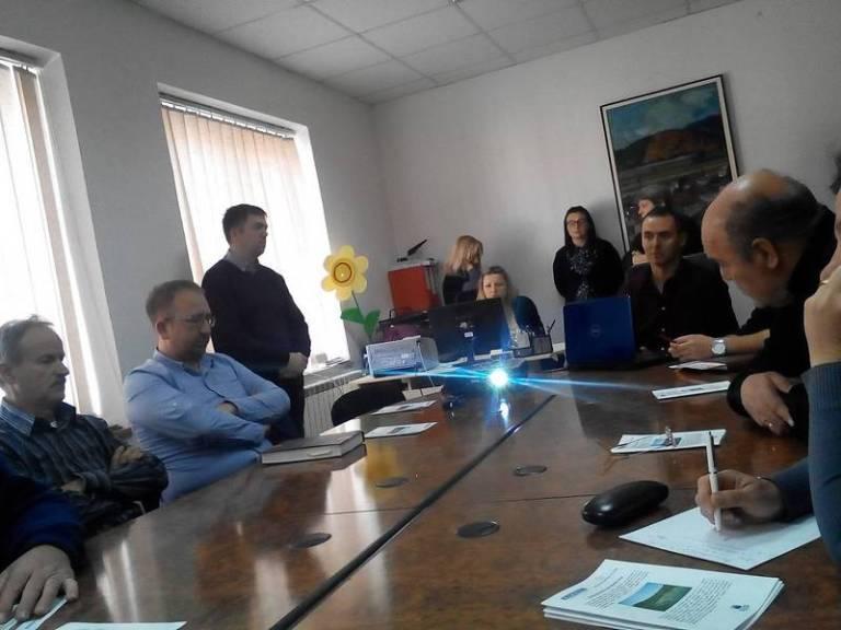 Презентиран нацрт план за зачувување на Белчишко блато и јавна дискусија во Општина Дебрца