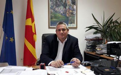 Градоначалникот Ногачески со честитка по повод Денот на македонската револуционерна борба
