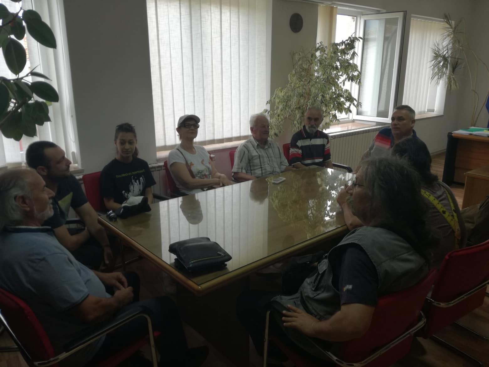 """Ногачески ги прими учесниците на 34-та ликовна колонија """"Дебрца-2018"""""""