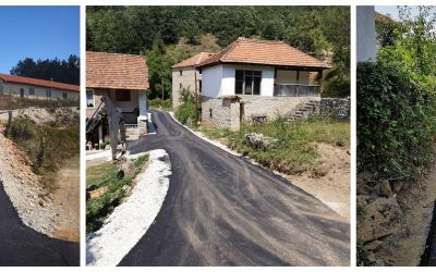 Општина Дебрца доби над 676.000 евра средства за подoбрување локалната патна инфраструктура