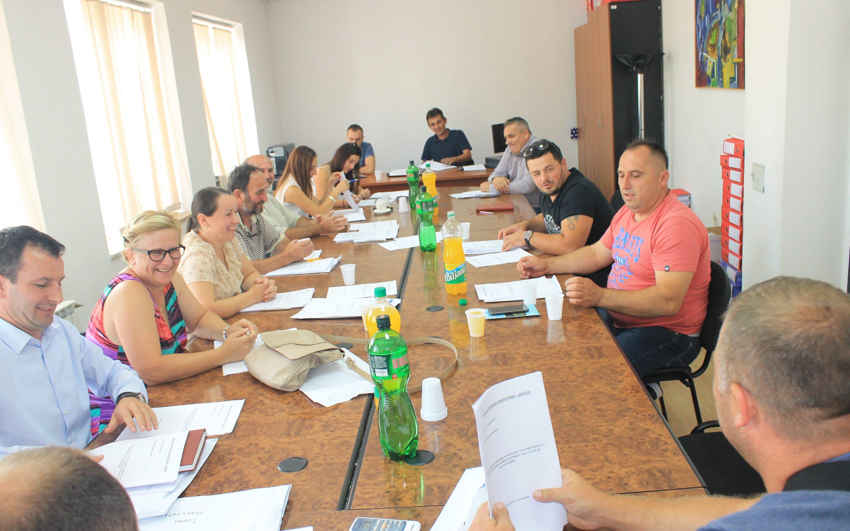 Закажана 16-та седница на Советот на општина Дебрца