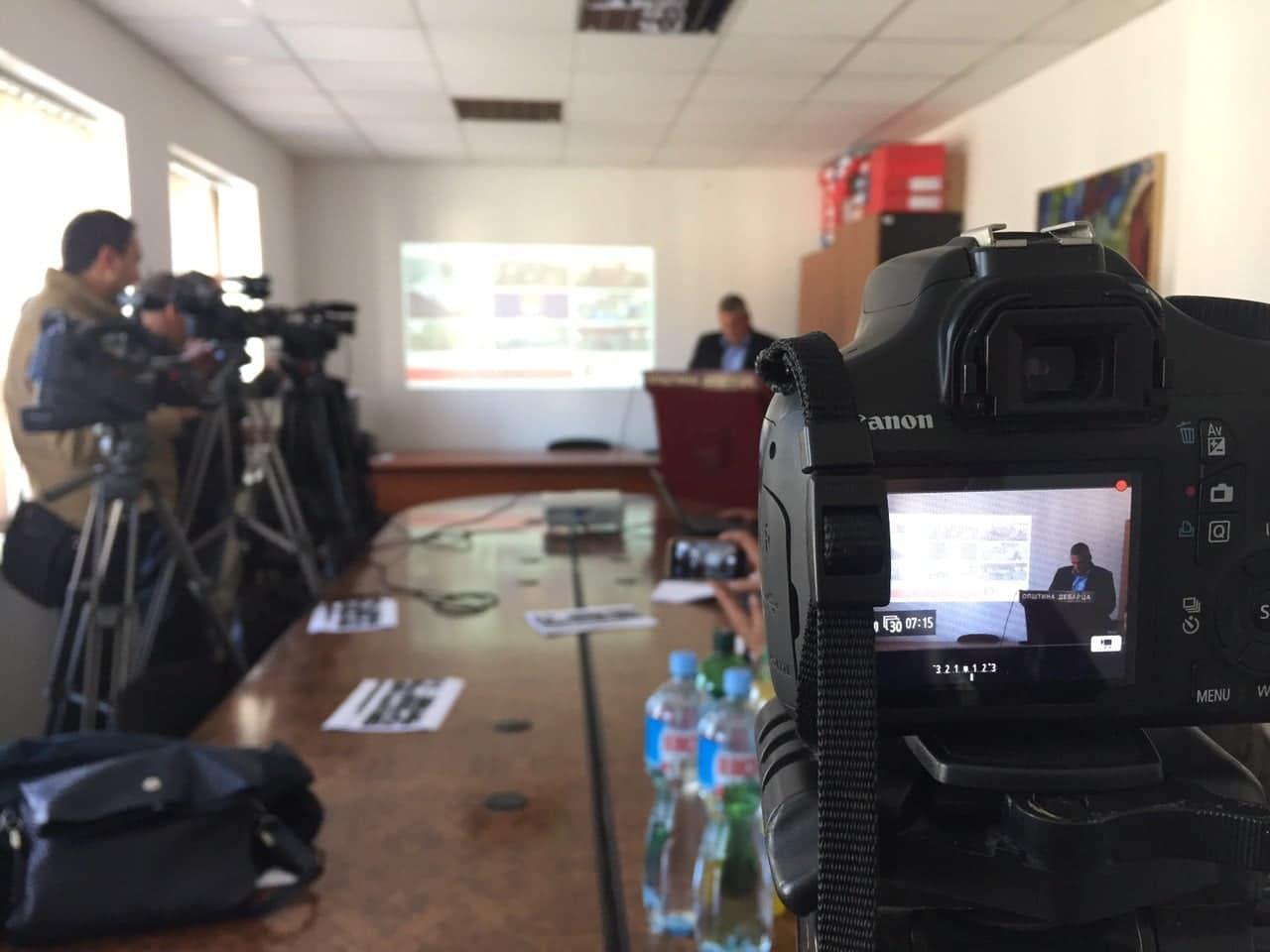 Обраќање на градоначалникот Ногачески по повод една година мандат