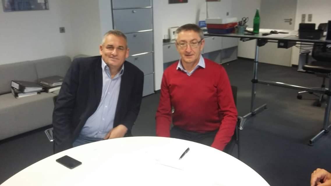 Градоначалникот Ногачески во дводневна посета на Хановер, Германија