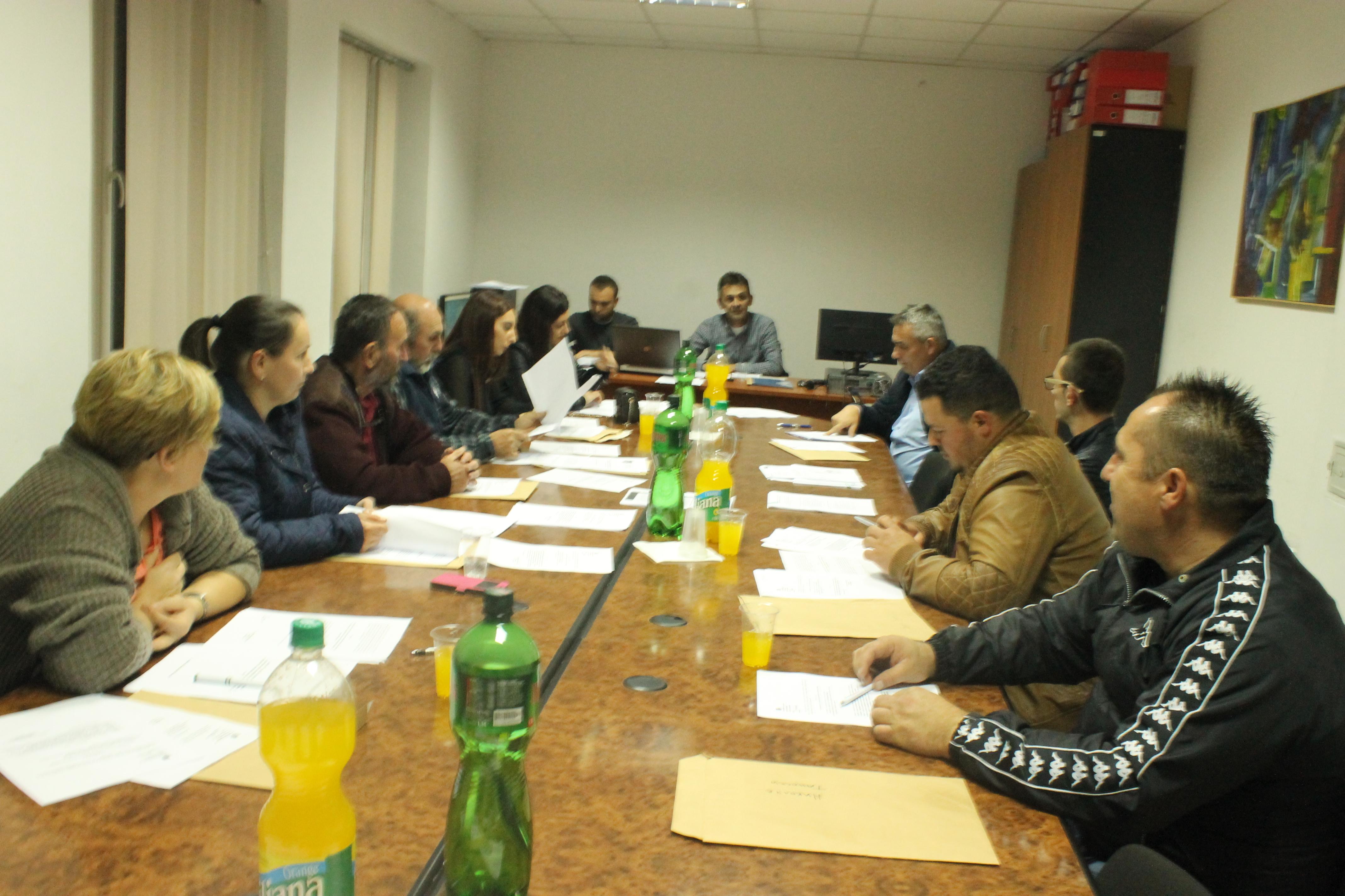 Закажана 21-та седница на Советот на општината Дебрца