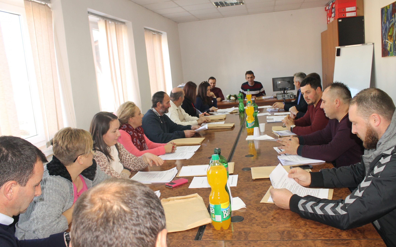 Совет на општина Дебрца, 46-та седница, донесени одлуки