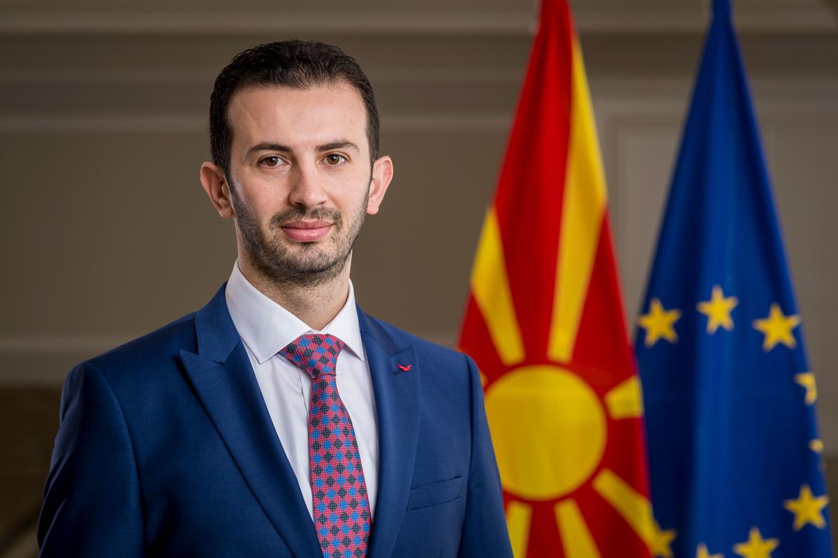Министерот за локална самоуправа Сухејл Фазли  во работна посета на општина Дебрца