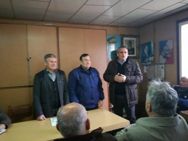 Ногачески гостин на 10-те години јубилеј од Регионалното Здружение на ветерани од одбраната и безбедноста за општините Охрид, Дебрца, Дебар, Маврово Ростуше и Ресен