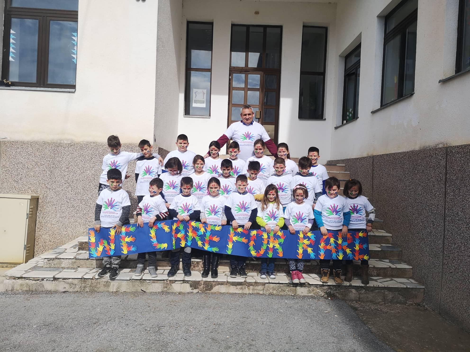 Општина Дебрца со подршка за ретките болести