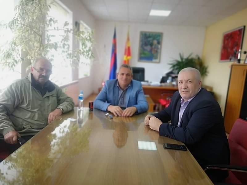 """Потпишан Меморандум за соработка во рамки на проектот """"Нула глад во општина Дебрца"""""""