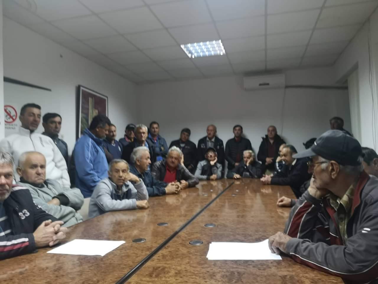 Градоначалникот Ногачески оствари средба со жителите на Белчишта