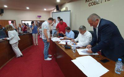 Потпишан договор за финансирање на центарот за развој на Југозападниот плански регион за 2019 година