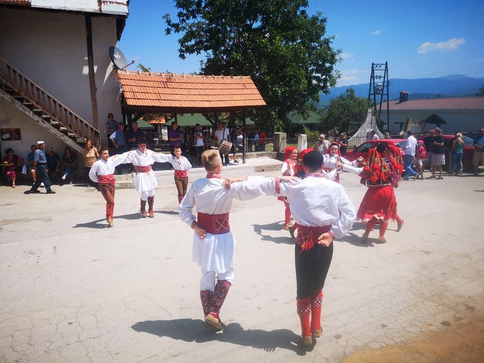 """18-22 Август – Интернационален фоклорен фестивал """"Денови на Дебрца"""""""