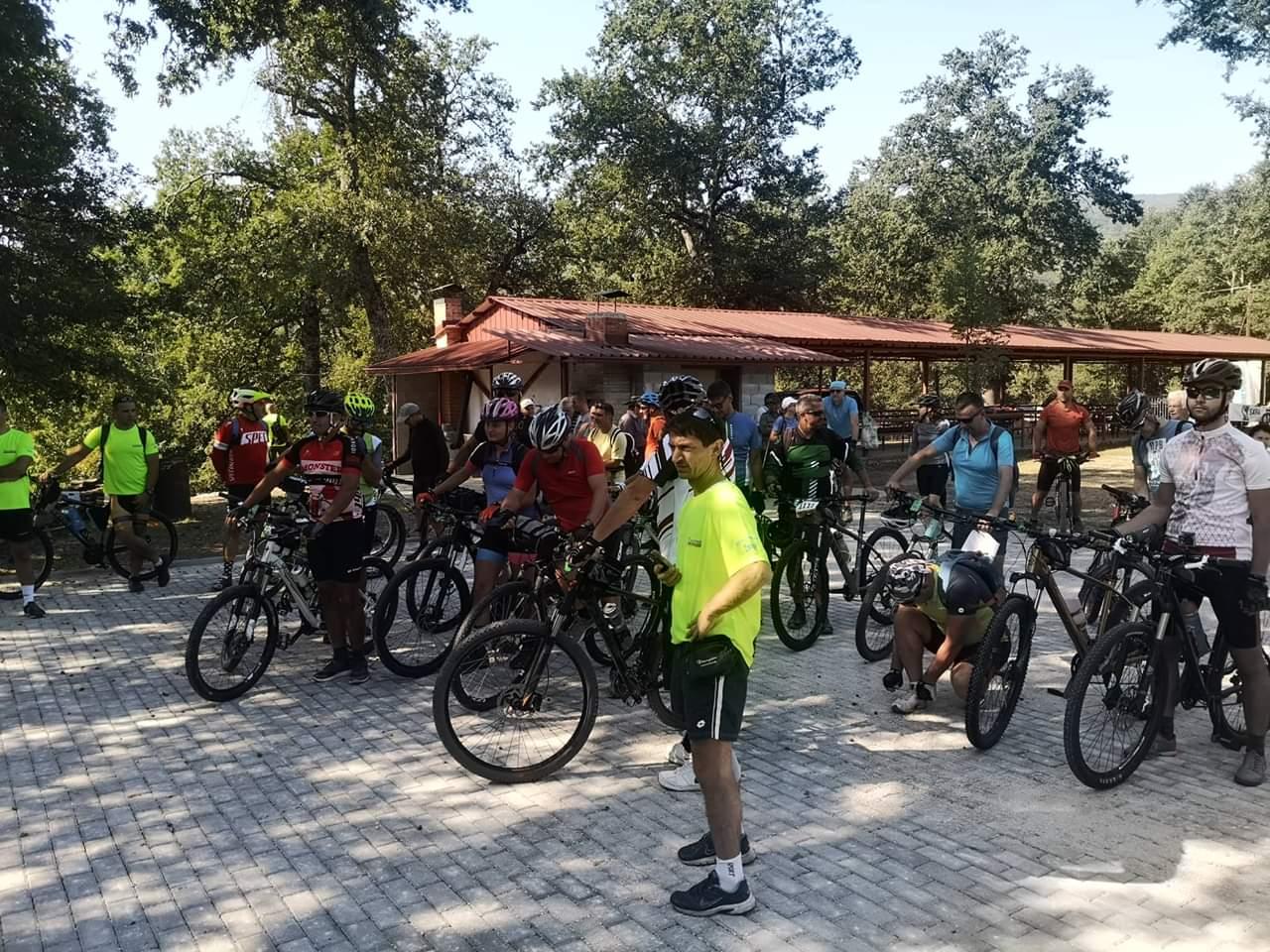 Се одржа првата велосипедска Тура: Славеј Планина + Караорман