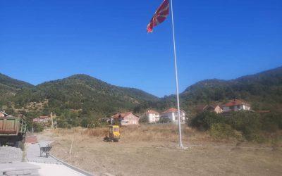 Хортикултурно уредување на мини плоштадот во Оровник
