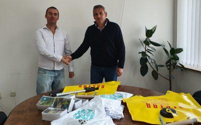 """Општина Дебрца доби донација од Здружението за екологија и туризам """"Екотуризам 2016"""""""