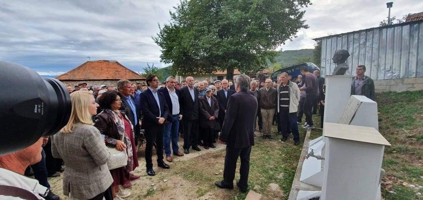 Свечено одбележан патронатот на општина Дебрца