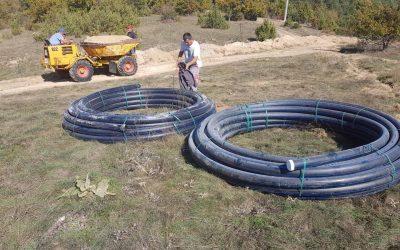 Се реализираат низа градежни проекти низ општина Дебрца