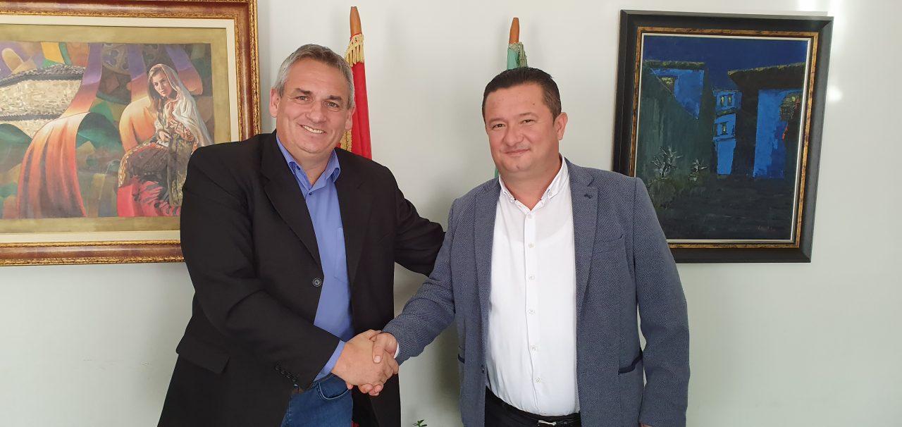 """Дебрца и албанската општина Грамш го реализираат проектот """"Нови можности за безбедни зимски авантури"""""""