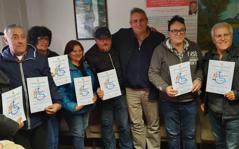 Градоначалникот Ногачески присуствуваше на одбележувањето на 3-ти Декември,Светскиот ден на лицата со посебни потреби