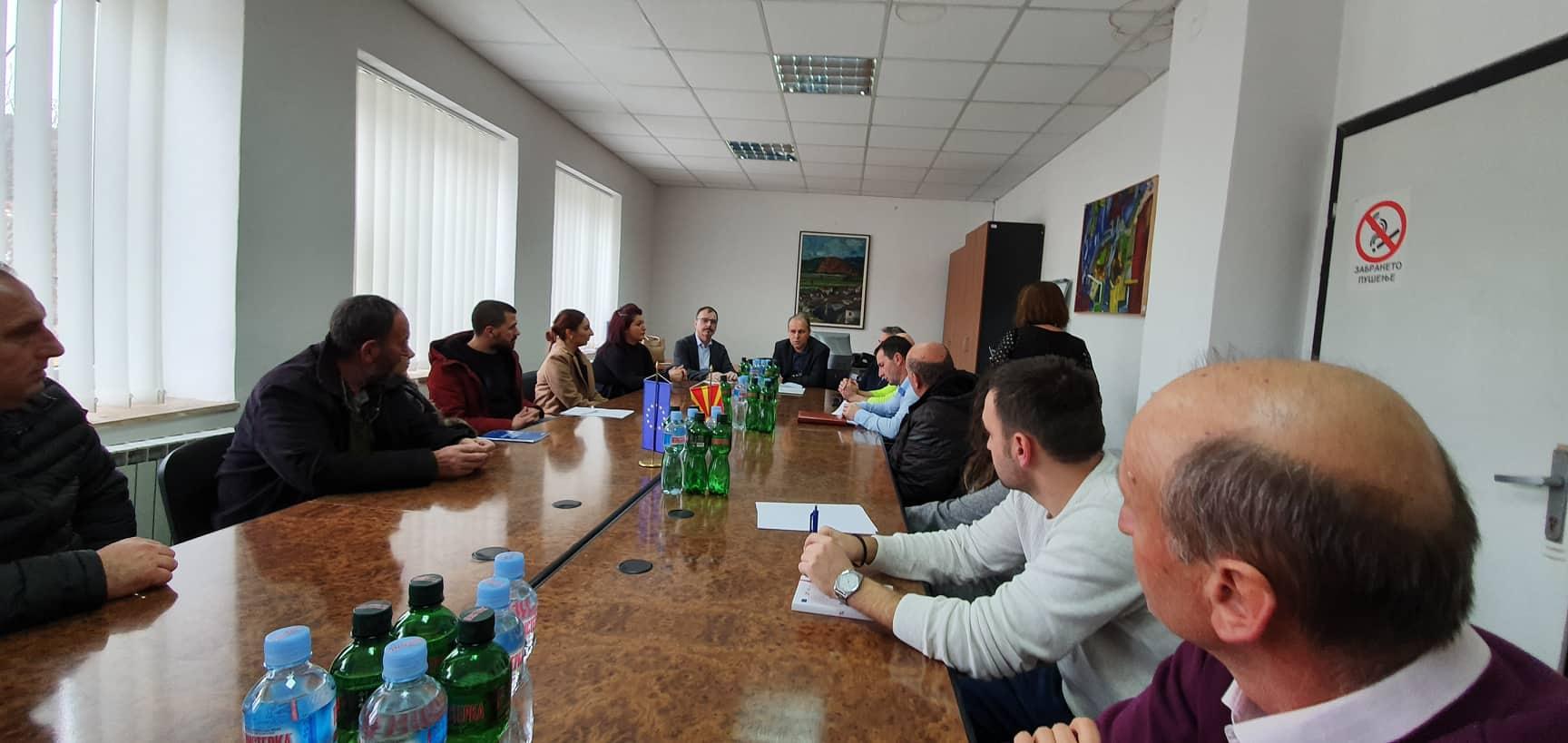 Успешно реализирана инфо сесија за ЕУ ИПА 2020