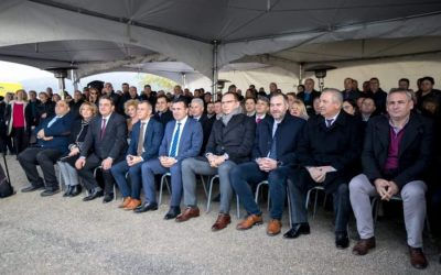 Започна санацијата на колекторскиот систем на Охридското езеро