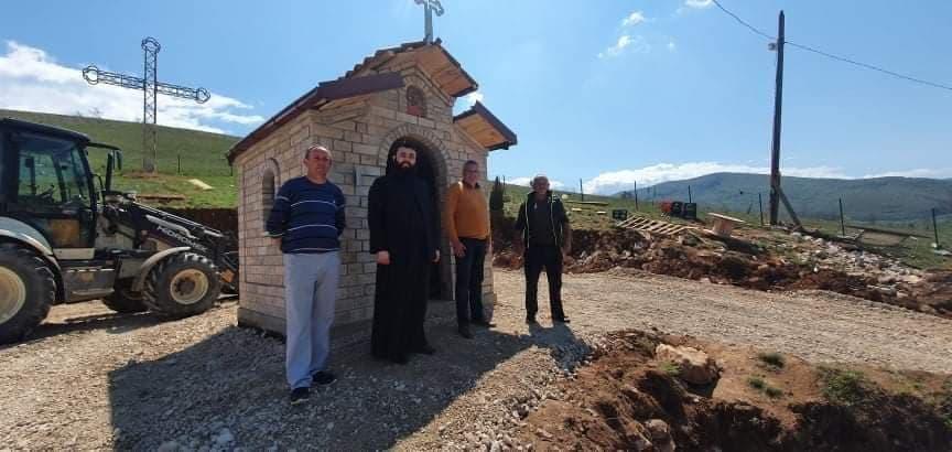 Општина Дебрца континуирано ги помага активностите на црковните одбори