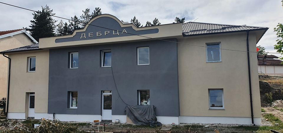 Реализирани капитални инвестиции во повеќе проекти од локалната инфраструктура во Општина Дебрца