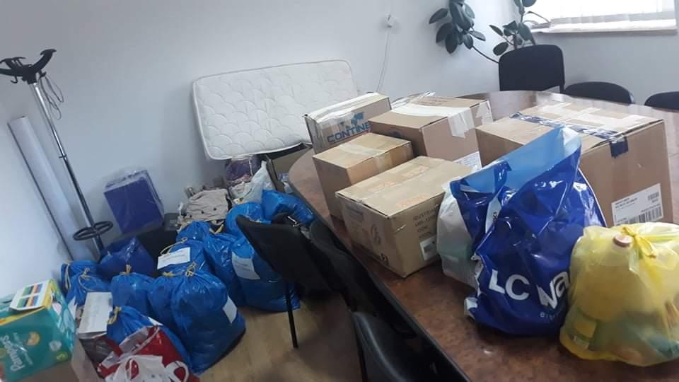 Успешно реализирана хуманитарна акција во Општина Дебрца